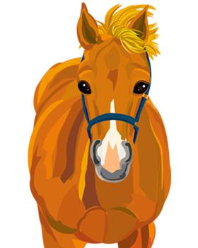 午】馬のイラスト画像まとめ ... : 馬 年賀状 : 年賀状